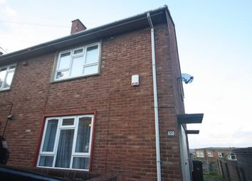 Thumbnail 2 bedroom flat to rent in Bishport Avenue, Withywood, Bristol