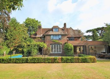Thumbnail 6 bed detached house to rent in Weybridge Park, Weybridge