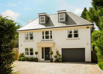 Thumbnail 5 bedroom detached house for sale in Llanvair Drive, Ascot