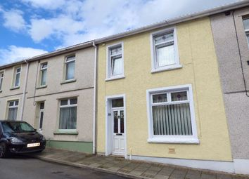 Thumbnail 3 bed terraced house for sale in James Street, Godreaman, Aberdare