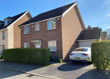 Thumbnail 4 bed detached house for sale in Allfrey Grove, Spencers Wood, Reading, Berkshire