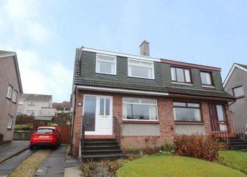 Thumbnail 3 bed semi-detached house for sale in Rowanlea Avenue, Paisley, Renfrewshire