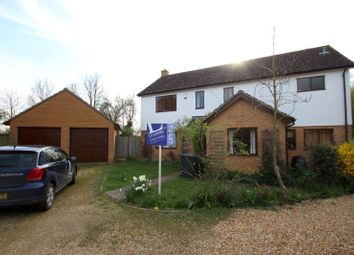 Thumbnail 4 bedroom detached house to rent in Kidmans Close, Hilton, Huntingdon