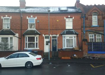 Thumbnail 3 bed terraced house to rent in Barford Road, Birmingham