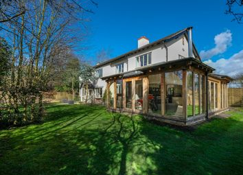 Thumbnail 6 bed detached house for sale in Oughtrington Lane, Lymm