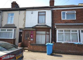Thumbnail 2 bedroom terraced house for sale in Buckingham Street, Hull