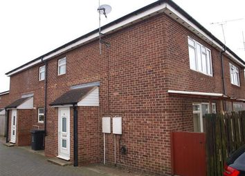 Thumbnail 3 bedroom end terrace house to rent in Spruce Court, Swindon