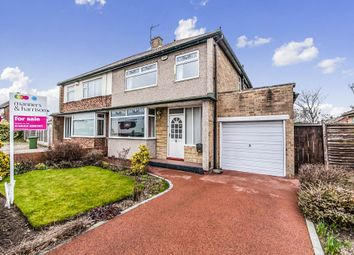 Thumbnail 3 bed semi-detached house for sale in Birkdale Road, Stockton-On-Tees