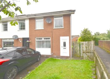 Thumbnail 3 bed end terrace house to rent in 32 Finch Grove, Finaghy