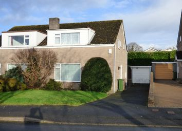 Thumbnail 4 bed semi-detached house for sale in Broadlands Close, Plympton, Plymouth