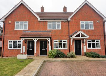 Thumbnail 3 bed terraced house for sale in Broom Close, Birmingham