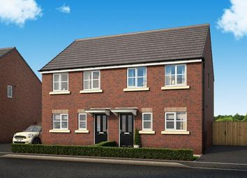 "Thumbnail 3 bed property for sale in ""The Kendal At Queens Way, Doncaster"" at Redland Crescent, Thorne, Doncaster"