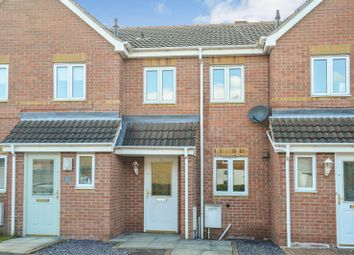 Thumbnail 2 bed terraced house for sale in Heathfield Way, Mansfield