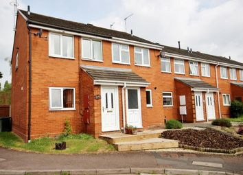Thumbnail 2 bed terraced house to rent in Merrimans Court, Merrimans Hill Road, Worcester