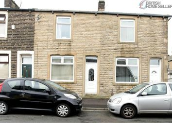Thumbnail 3 bed terraced house for sale in Cobden Street, Briercliffe, Burnley, Lancashire