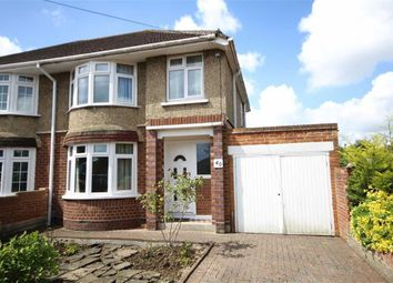 Thumbnail 3 bedroom semi-detached house for sale in South View Avenue, Old Walcot, Swindon