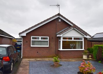 Thumbnail 3 bed detached bungalow for sale in Aspen Close, Harriseahead, Stoke-On-Trent