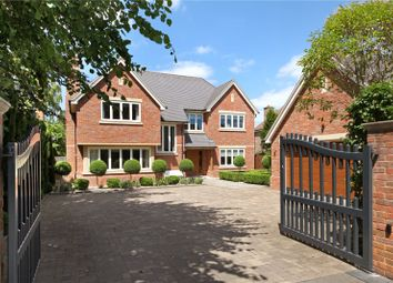 Thumbnail 6 bed detached house for sale in Brownswood Road, Beaconsfield
