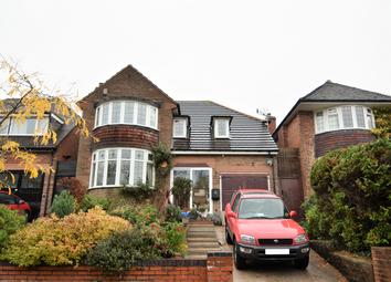 Thumbnail 4 bedroom detached house for sale in Rednal Road, Kings Norton, Birmingham