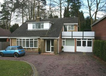 Thumbnail 3 bed detached house to rent in Congleton Road, Biddulph, Stoke-On-Trent