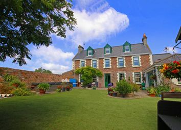 Thumbnail 4 bed country house for sale in La Rue De Samares, St. Clement, Jersey