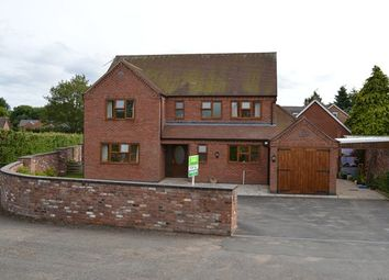 Thumbnail 4 bed detached house for sale in Station Road, Hodnet