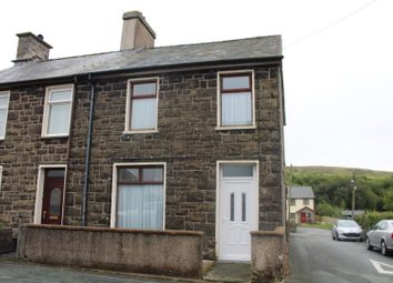 Thumbnail 4 bed end terrace house for sale in Ffestiniog, Blaenau Ffestiniog