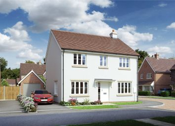 Thumbnail 4 bedroom detached house for sale in Ambersey Green, Amberstone Road, Hailsham, East Sussex