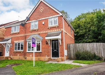 Thumbnail 3 bed semi-detached house for sale in Lauren Close, Liverpool