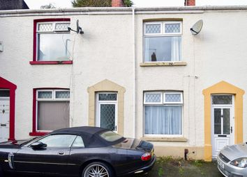 Thumbnail 2 bed terraced house for sale in Glantawe Street, Morriston, Swansea