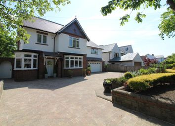 Thumbnail 5 bed detached house for sale in Linden Close, Cleveleys