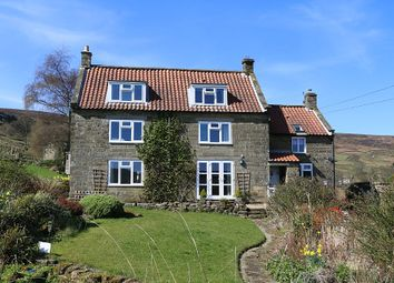 Thumbnail 4 bedroom farmhouse for sale in Medds Farm House & Cottage, Rosedale Near Pickering, North Yorkshire