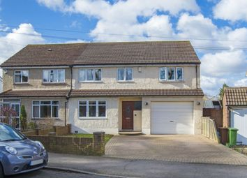 Thumbnail 4 bed semi-detached house for sale in Fir Tree Grove, Carshalton