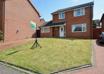 Thumbnail 4 bed detached house for sale in Ingleton Close, Accrington