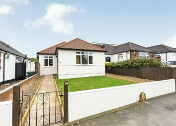 Thumbnail 3 bed detached bungalow for sale in Woodford Crescent, Pinner, Middlesex