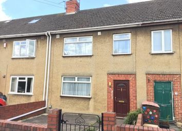Thumbnail 3 bed terraced house for sale in Halstock Avenue, Fishponds, Bristol