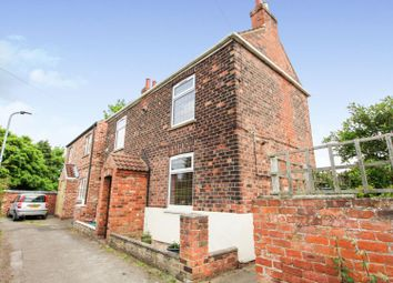 Thumbnail 3 bed detached house for sale in Church Lane, Barlby