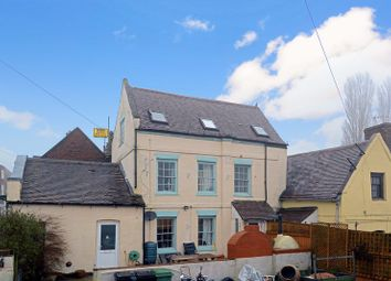Thumbnail 5 bedroom semi-detached house for sale in High Street, Broseley, Shropshire.