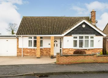 Thumbnail 3 bed bungalow for sale in Pendered Road, Wellingborough