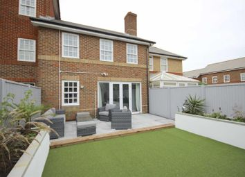 Thumbnail 3 bed terraced house for sale in Drysdale Mews, Marine Gate, Southsea