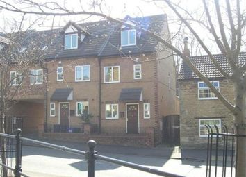 Thumbnail 3 bed end terrace house to rent in Thorpe Street, Raunds