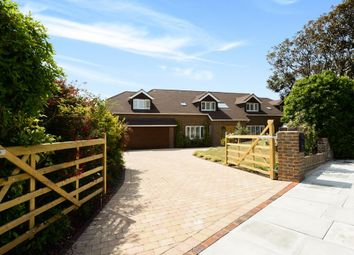 Thumbnail 4 bed detached house for sale in Royles Close, Rottingdean, East Sussex