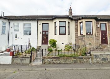 Thumbnail 1 bed terraced house for sale in Foyers Terrace, Springburn