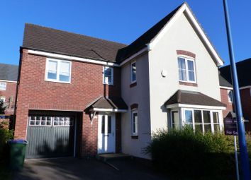 Thumbnail 4 bed detached house for sale in Carnegie Road, Rowley Regis
