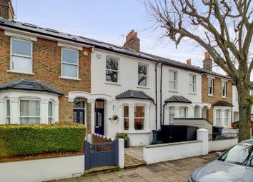 Thumbnail 4 bed terraced house for sale in Darwin Road, Ealing