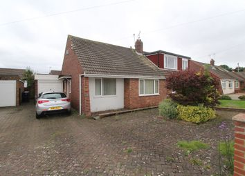 Thumbnail 2 bedroom bungalow for sale in Falloden Avenue, Newcastle Upon Tyne