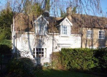 Thumbnail 2 bed semi-detached house to rent in Great North Road, Eaton Socon, St. Neots