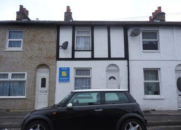 Thumbnail 2 bedroom terraced house to rent in Rural Vale, Northfleet, Gravesend
