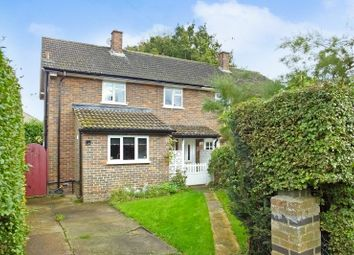 Thumbnail 2 bed semi-detached house for sale in Nursery Road, Knaphill, Woking