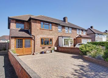 Thumbnail 3 bed semi-detached house for sale in Bothwell Road, New Addington, Croydon